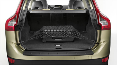 2013 Volvo XC90 Net, load compartment