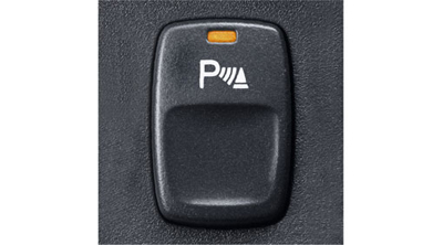 2010 Volvo V70 Parking assistance, front