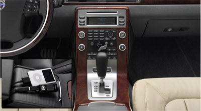 2009 Volvo S80 USB and iPod Music Interface