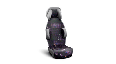 2011 Volvo S40 Child seat, padded upholstery