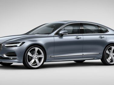 2017 Volvo S90 Exterior Styling Kit