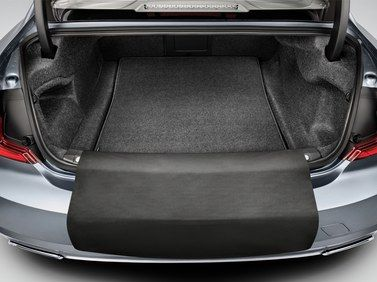 2018 Volvo S90 Mat, luggage compartment, textile, reversible