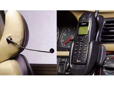 2000 Volvo S80 Base kit for Ericsson phones 9451652