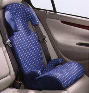 2008 Volvo XC90 Booster Cushion / Backrest