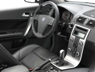 2010 Volvo C30 Interior Trim Kit