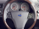 2011 Volvo S40 Sporty Wood Steering Wheel 30741539