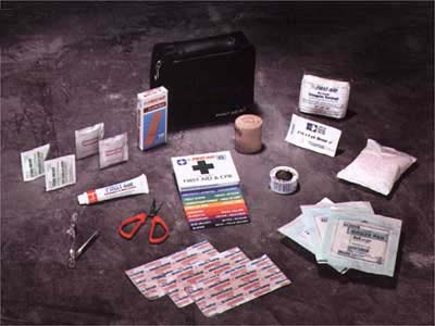 2001 Volvo V70 First Aid Kit 8551552