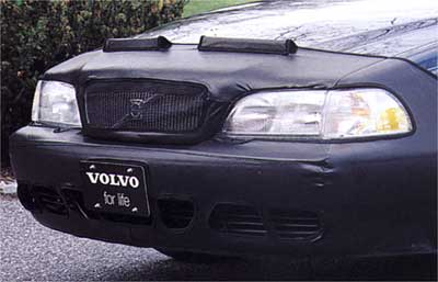 2002 Volvo S40 Front Nose Mask 8633460