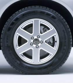 2006 Volvo XC90 Neptune 7 x 17-inch Wheel