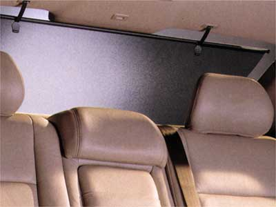 2001 Volvo S60 Rear Window Sun Shade