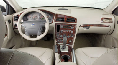 2006 Volvo S60 Wood Trim Kit 8640113