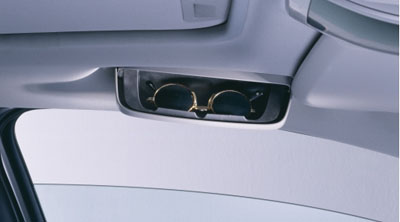 2007 Volvo S60 Side Eyeglass Holder