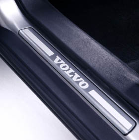 2006 Volvo XC90 Front Sill Molding 30660963