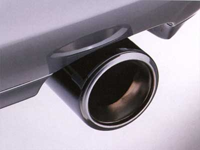 2003 Volvo S40 Sports Exhaust 8638391