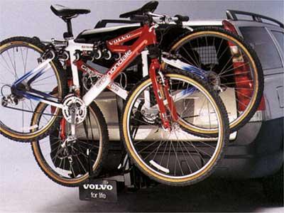 2005 Volvo S60 Trailer Hitch Bike Carrier Basic 8682115