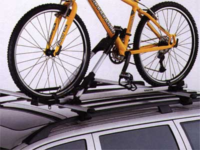 2006 Volvo V70 Upright Bike Carrier