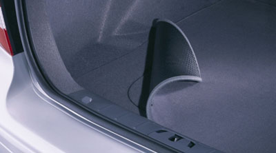2011 Volvo S40 Reversible Luggage Compartment Mat