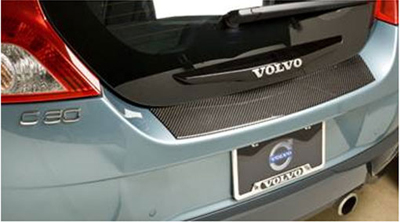 2008 Volvo C30 Carbon Fiber Accent Kit