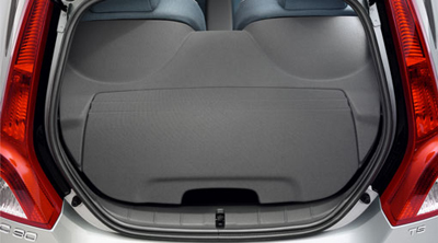 2009 Volvo C30 Luggage compartment cover