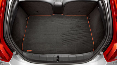 2010 Volvo C30 Mat, luggage compartment, textile (Interior Styling)