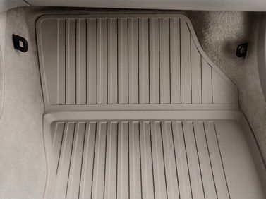 2018 Volvo V90 Cross Country Mat, passenger compartment floor, moulded plastic