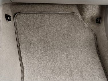 2018 Volvo V90 Cross Country Mat, passenger compartment floor, textile, Inscription