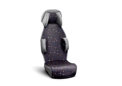 2014 Volvo XC90 Child seat, padded upholstery