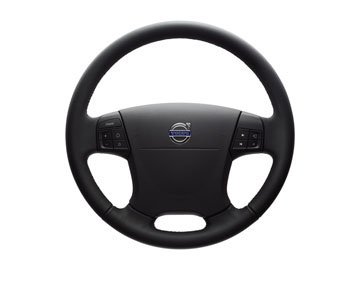 2008 Volvo S80 Leather Steering Wheel