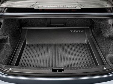 2018 Volvo S90 Mat, luggage compartment, moulded plastic