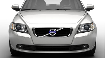 2012 Volvo S40 Grille 31290532