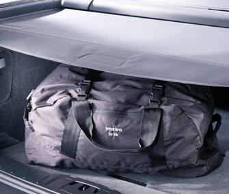 2012 Volvo V50 Luggage compartment cover