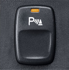 2012 Volvo S80 Parking assistance, rear