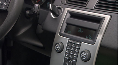 2008 Volvo C30 Satellite radio, Sirius