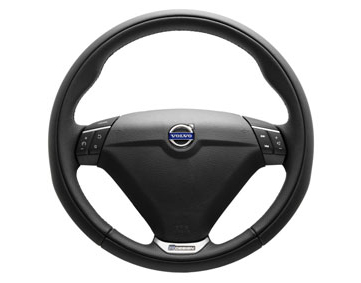 2009 Volvo S60 Steering wheel, sport, R-design