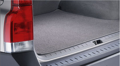 2010 Volvo V70 Mat, load compartment, textile/reversible