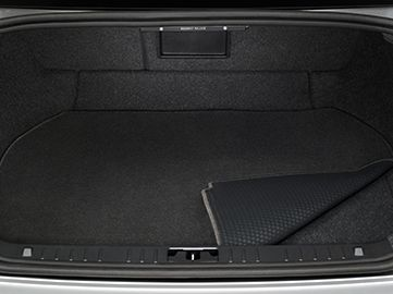 2012 Volvo S80 Reversible Luggage Compartment Mat 30653789