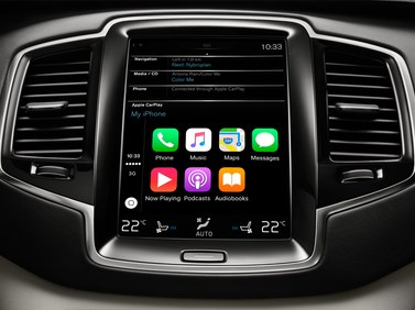 2018 Volvo S90 Apple CarPlay 31466844