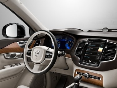 2018 Volvo XC90 Decor panel
