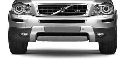 2008 Volvo XC90 Parking assistance, front