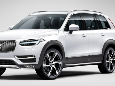 2017 Volvo XC90 Exterior Styling 4, Rugged Luxury with Running board