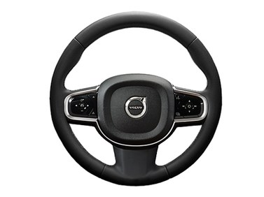 2018 Volvo XC90 Steering wheel, leather