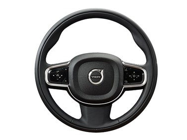 2017 Volvo S90 Steering wheel, leather, with heating