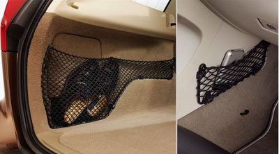 Volvo Luggage Cargo nets